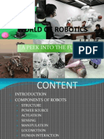 World of Robotics
