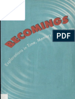 20322096 Grosz 1999 Becomings Explorations in Time Memory and Futures Futures