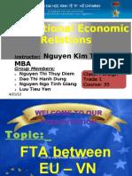 EU VN - FTA