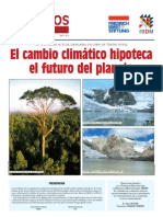 Diálogos en democracia Nro. 4 El cambio climático hipoteca el futuro del planeta