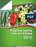 Program Zastite 2010 Web