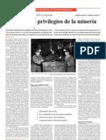Nicolás Gutman - Roberto Adaro - Inauditos privilegios de la minería
