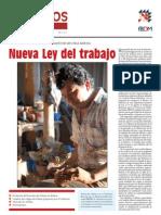 Diálogos en Democracia Nro. 12 Nueva Ley del Trabajo Bolivia