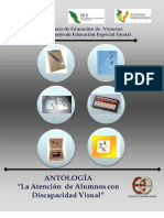 Antologia La Atencion de Alumnos Con ad Visual