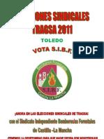 Propaganda Elecciones Tragsa 2011