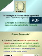 Treinamento Sobre Ergonomia