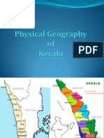 Physical Geography of Kerala
