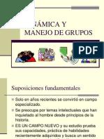 dinmicaymanejodegrupos-100721180624-phpapp01