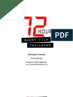 Team Binder Filmmaker's Packet