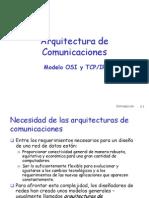 Arquitectura de Comunicaciones.modelo OSI y TCP-IP
