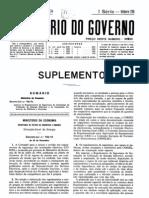 Decreto-Lei 740 74
