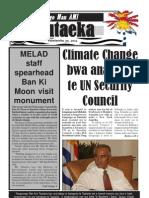 RMAT Issue 38 - 30 September 2011