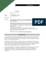 PaulG PM 2 CV