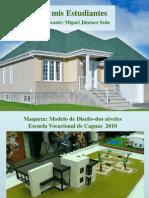 Modelos de Maquetas Estudiantiles /  Architectural Model Making