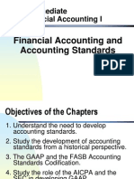 Structure of Financial Accounting