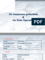 Compressor Protection & Drier