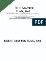Delhi Master Plan 1962
