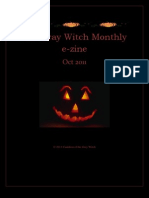 Gray Witch Monthly eZine