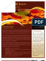 The Praise Report October 2011