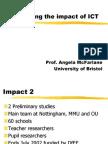 03 Evaluation of ICT Programmes