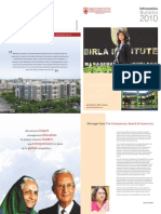 BIMTECH_Information Brochure 2010