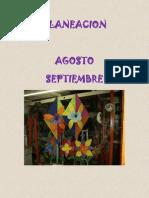 Diario de Campo Agosto Septiembre