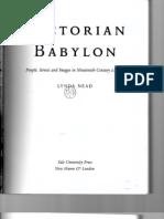 Victorian Babylon (Nead