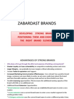 Zabardast Brands