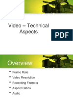 04 Video - Technical Aspects