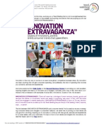 Innovation Extravaganza