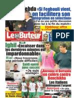 LE BUTEUR PDF du 03/10/2011