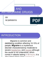 Migraine and Anti Migraine Druigs