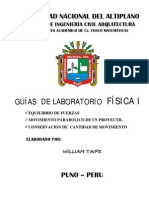 Guias de Fisica I WILLIAM TAIPE + Internet
