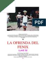 La Ofrenda Del Fenix , edicion del 10-05-25