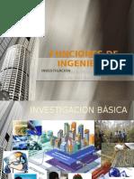 FUNCIONES DE INGENIERIA