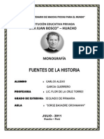 Trabajo Monografico de Carlos Alexis 2011