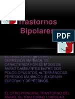 Trastorno bipolar I - episodio maníaco actual o