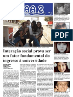 Interação social prova ser um fator fundamental do ingresso à universidade