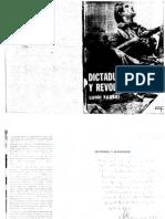 Fabbri, Luigi - Dictadura y Revolución