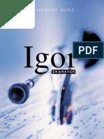Manual Igor English