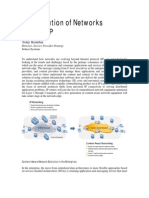 The Evolution of Networks Beyond IP