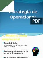Estrategia de Operaciones Cap 2