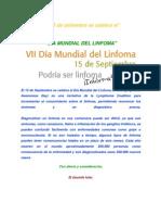 Dia Mundial de Lintoma