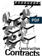 Part 4- Construction and General Contracting Contracts and A