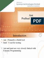 Ant Presentation