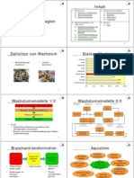 Präsentation - Wachstumsstrategien