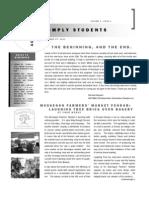 ACF WMLSCA Newsletter for October 2011