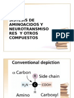 Clase de Neurotransmisores