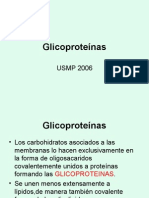 GLICOPROTEINAS 2006