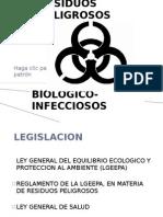 Residuo peligroso biológico-infeccioso